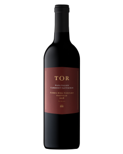 Tor Cabernet Sauvignon Tierra Roja Vineyard 2017